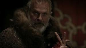 El gran Jon Umber pierde varios dedos por ataque de Viento Gris - Juego de Tronos en los siete reinos
