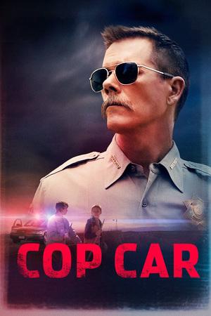 Poster Cop Car 2015
