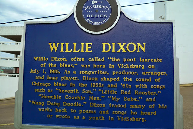 Willie Dixon/Mississippi Blues Trail