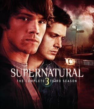 Série Supernatural - 3ª Temporada 2007 Torrent