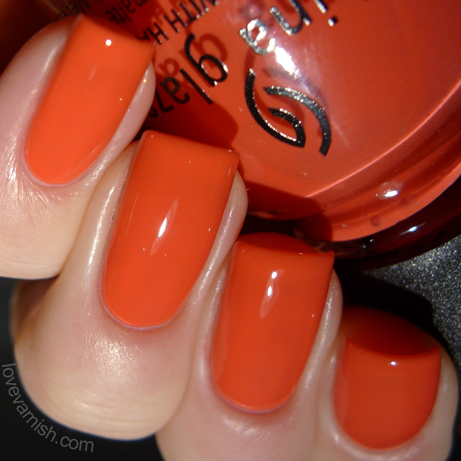 China Glaze Road Trip I Brake for Colour