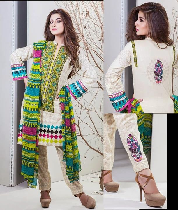SHEEN Embroidered Eid Collection 2014