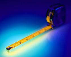 mètre ruban (outil de mesure)