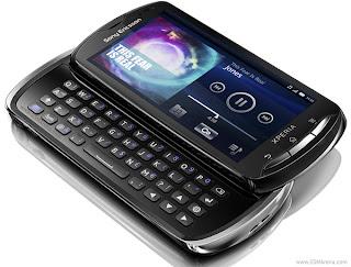 Sony Ericsson Experia Pro-9