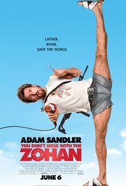 Zohan - O Agente Bom de Corte Torrent Download