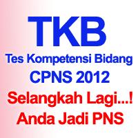 Contoh Soal Tkb Cpns 2012 Tes Kompetensi Bidang