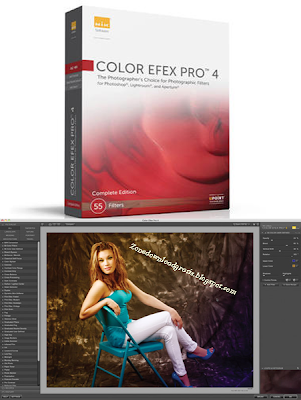 Free Download Nik Software Color Efek Pro 4 Full Version