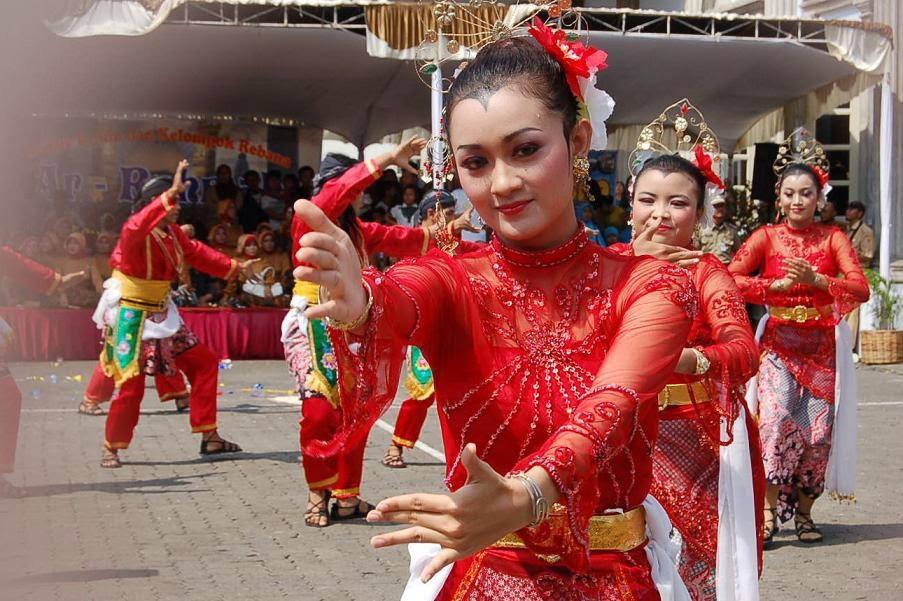 Tarian Semarang