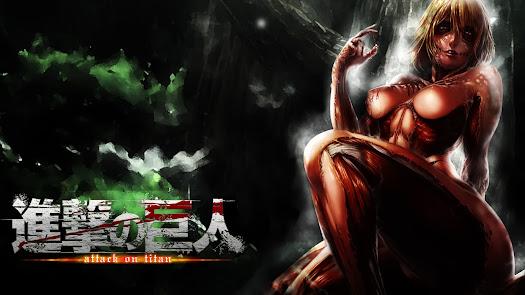 sexy female titan shingeki no kyojin attack on titan