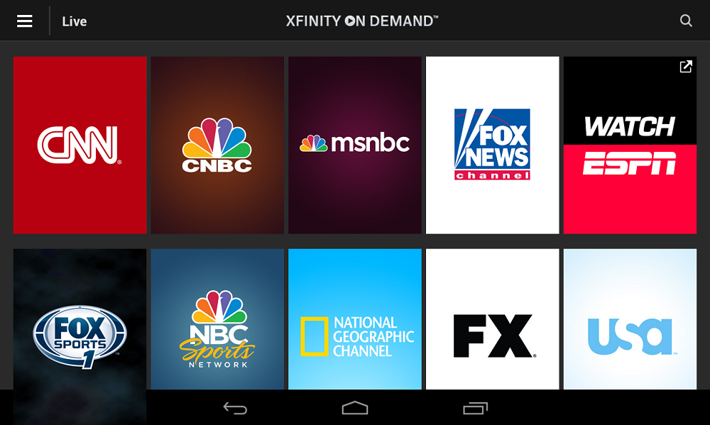 Top 6 TV Channels Streaming Android Apps Review for Phones, Tablets