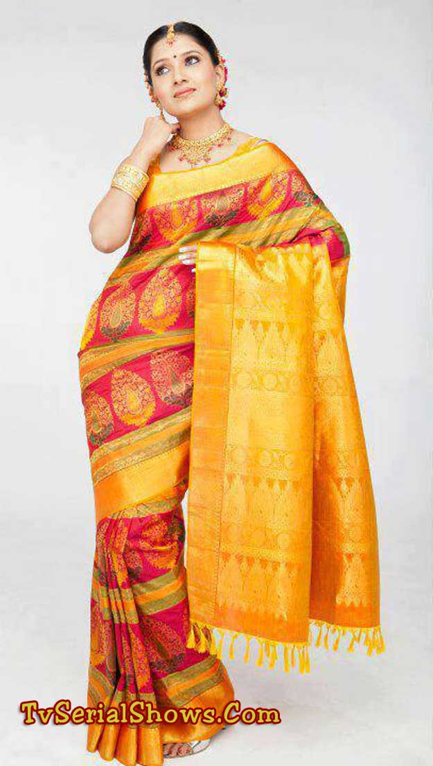 Vani Bhojan Profile Deivamagal Cast Profil...