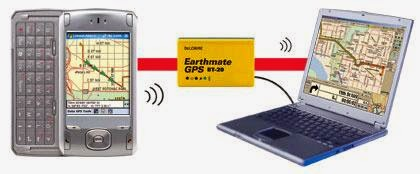 EARTHMATE GPS LT-20 DRIVER
