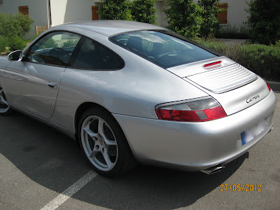 Porsche 911 (996) 3.6 de 2002 sur carrerament.com