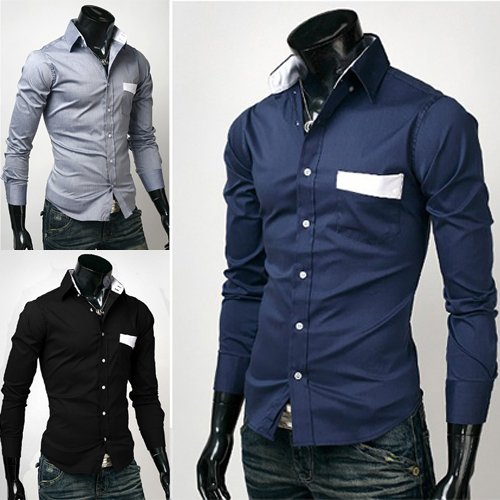 Quality men's clothes and items customized to your style, size, and preferences. Get started now!