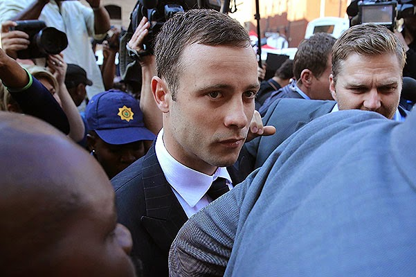 Oscar Pistorius is not guilty of first-degree murder