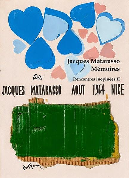 Signature Tome II Rencontres inopinées Livre Jacques Matarasso Co-écrit par L.Matarasso et A. Amiel