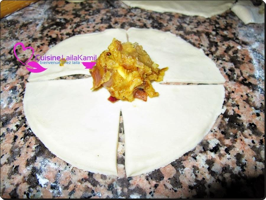 بالصور خطوة بخطوة فطيرة باقة الورد باللحم والبطاطا IMG_1704.JPG