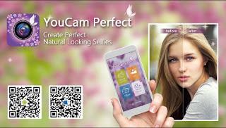 Aplikasi Fotografi 5 - Youcam Perfect