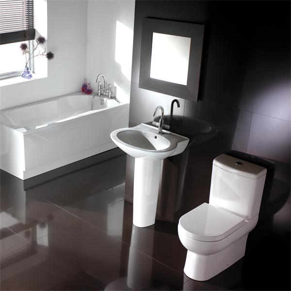 simple looks great - Basic Bathroom Ideas