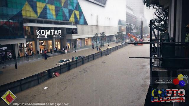 Notis Amaran Air Pasang Besar MBJB 2015