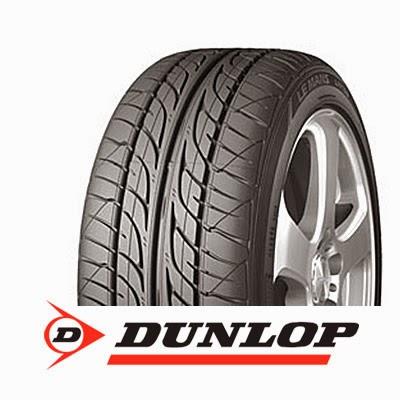 Daftar Harga Ban Mobil Dunlop Terbaru 2014