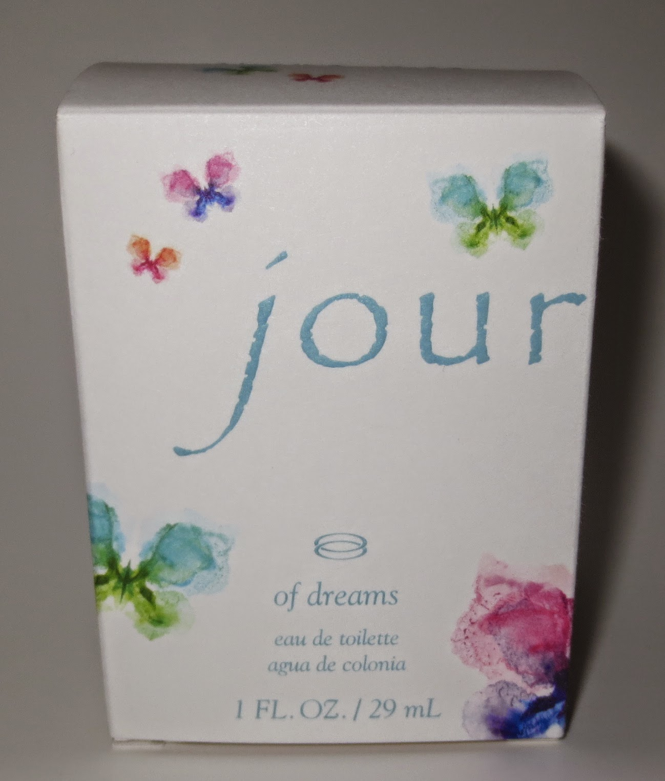 Mary Kay Journey of Dreams EDT Packaging