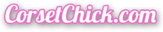 corset chick logo