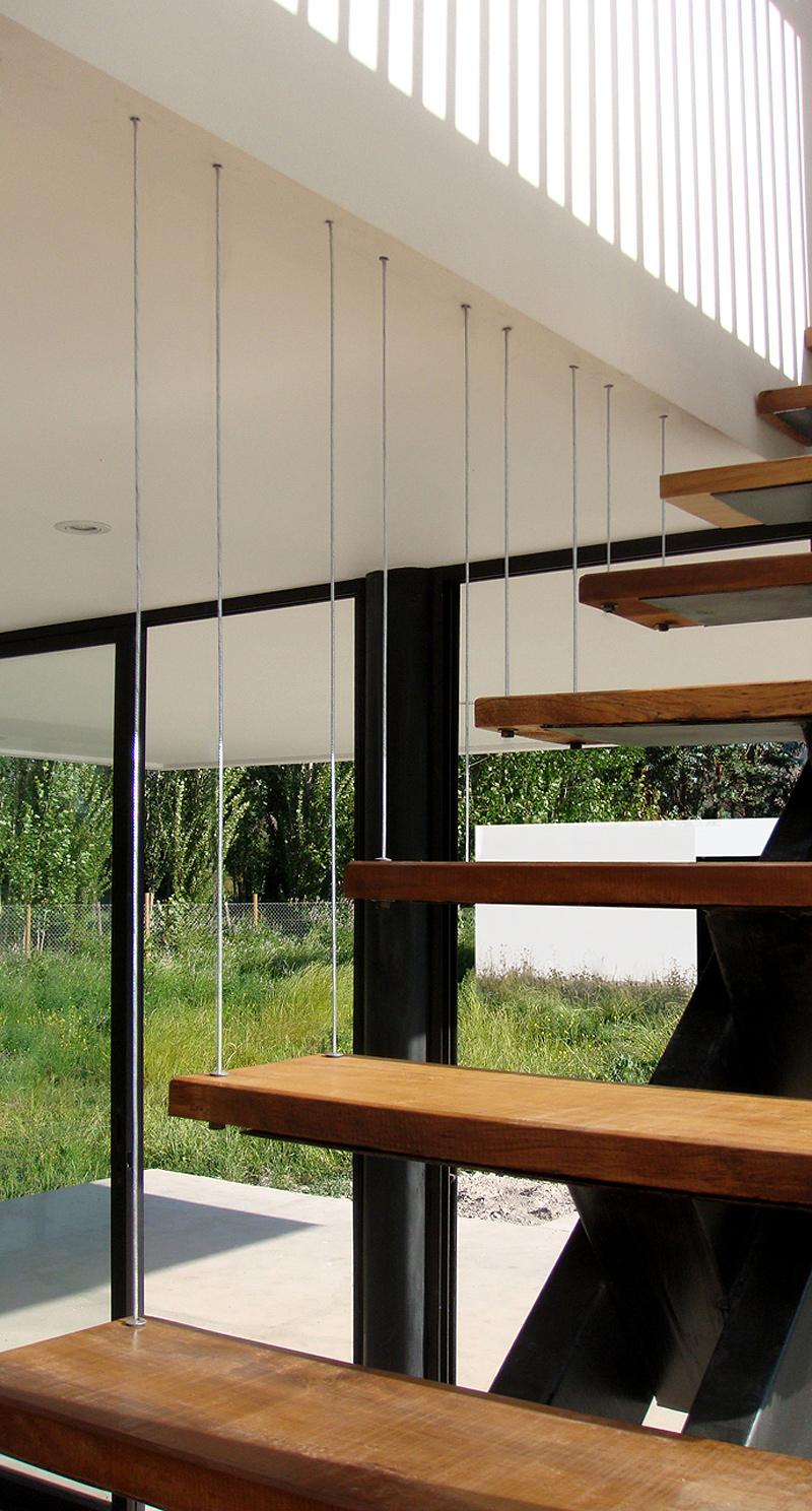 Interiores minimalistas casa minimalista y abierta al for Casas minimalistas interiores