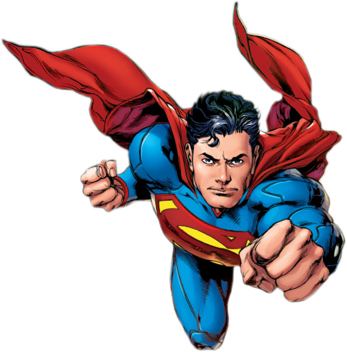clipart superman flying - photo #39