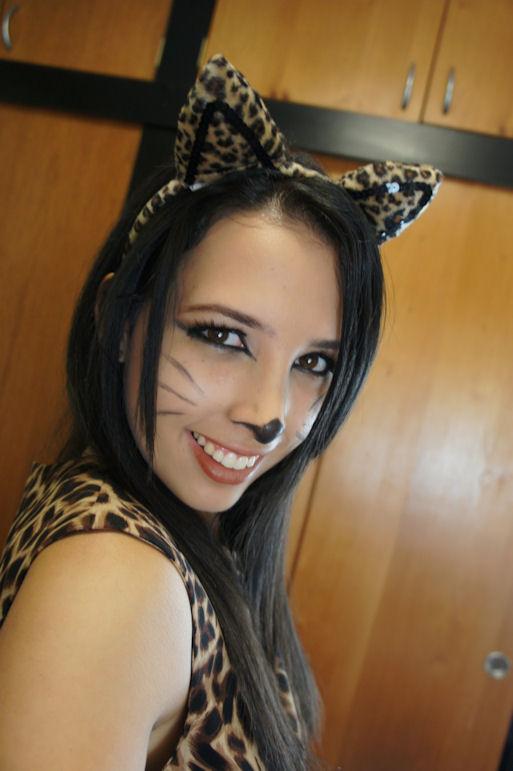 Maquillaje de GATA Mariale