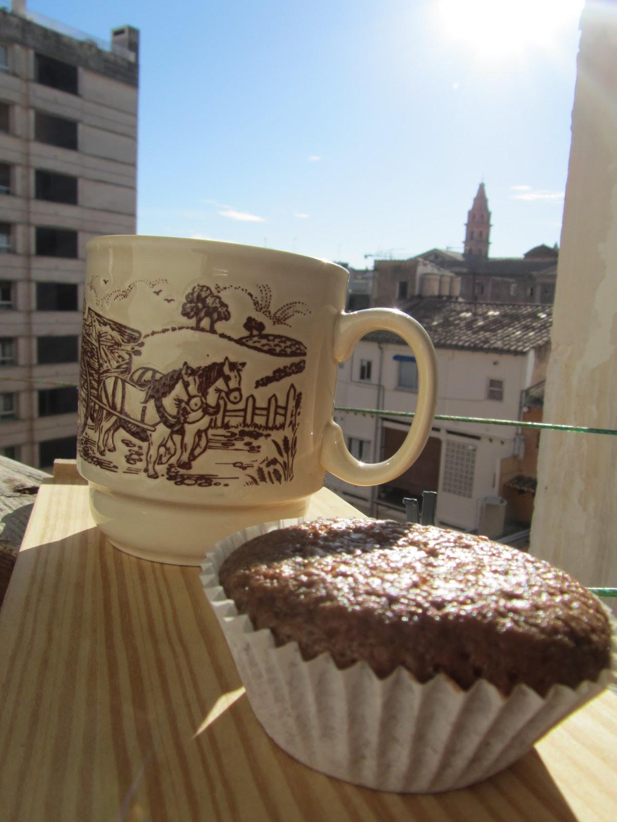 Petitsplaers cupcakes otro b sico magdalenas caseras - Pequerecetas magdalenas ...