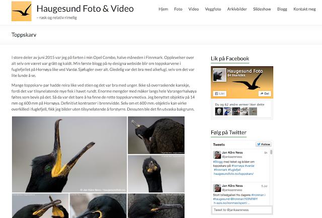 Haugesund Foto - Blogg