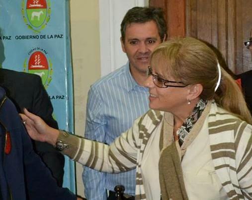La Secretaria de Desarrollo Social, Lidia Nogueira, renunció a su cargo