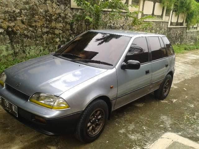 Suzuki Amenity th91