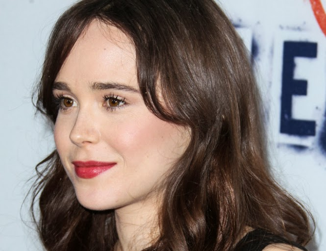 Ellen Page se declara lesbiana