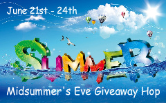 Midsummer's Eve Giveaway Hop
