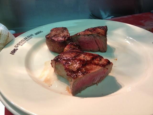 Как приготовить идеальный стейк, Гудман, мясо