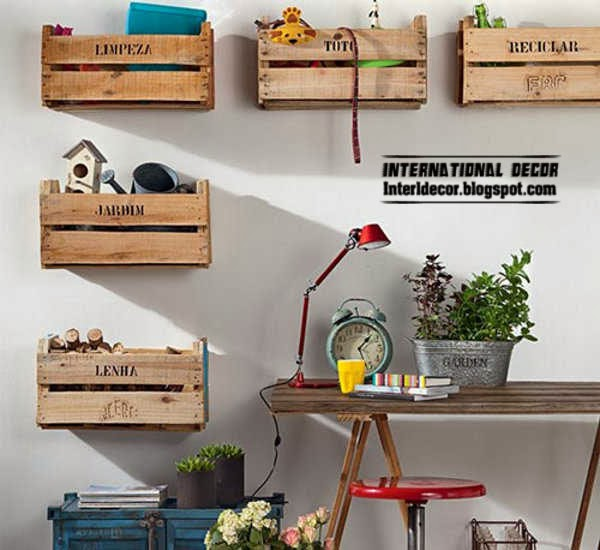 eco friendly furniture, eco wall shelves