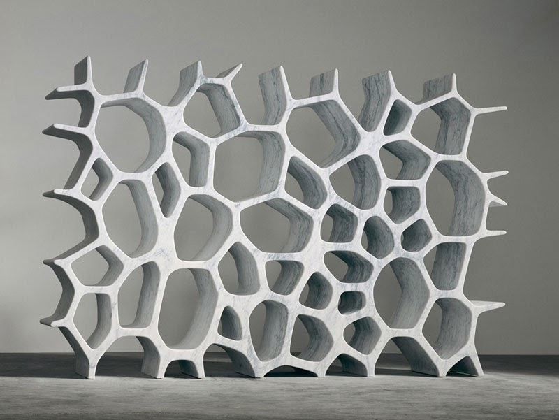 Voronoi Shelf, Marc Newson