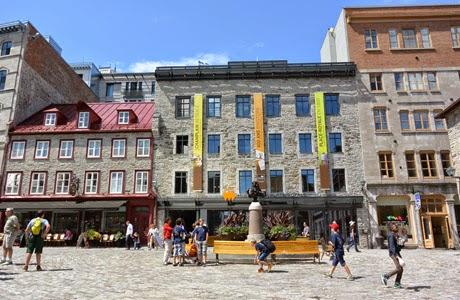 Museo en Quebec