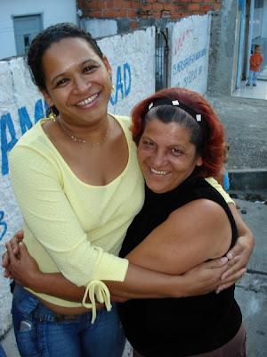 Eloisa e Ivani, amor de mãe e filha é forte demais!