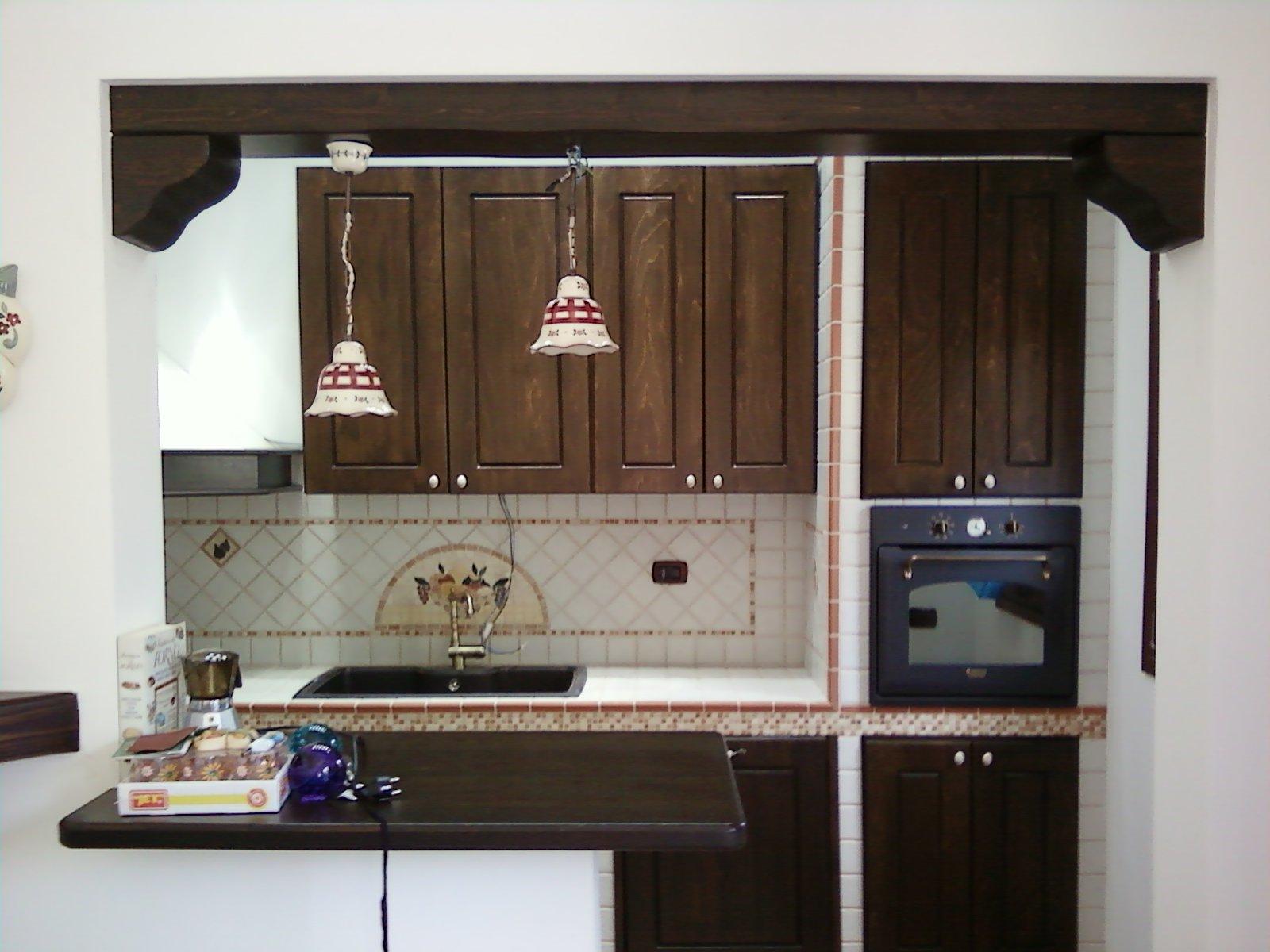 Cucina In Muratura Fai Da Te Foto : Cucina a gas industriale usata ...