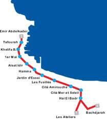 METRO ALGER مترو الجزائر