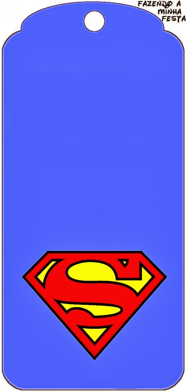 Superman Free Printable Mini Kit. - Oh My Fiesta! for Geeks