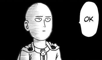 Saitama, confío en ti [One Punch-Man]