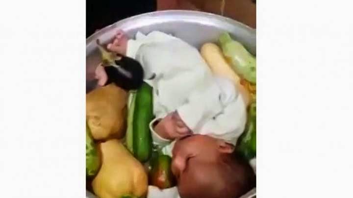 Video Bayi 'Dimasak' Dalam Panci