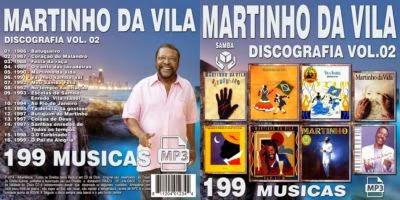 Discografia Martinho da Vila Vol.2 MP3 2014