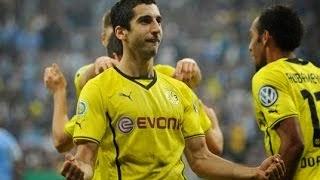 اهداف مباراة بايرن ميونخ وبروسيا دورتموند 0-2- كأس السوبر الالمانى