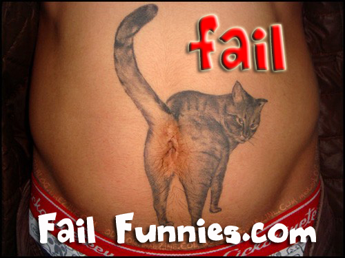 Tattoo Fail Friday