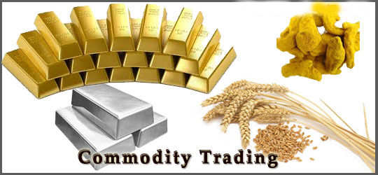 Best online commodity trading india